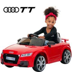 12V UADI TT Ride On Car